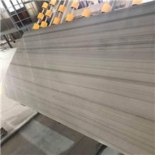 China Grey Wood Marble Slabs