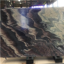China Venice Brown Marble Slabs and Tiles