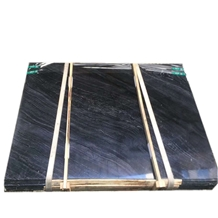 High Quality Iceland White Wood Grain Marble