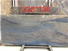 Natural Azul Macaubas Blue Quartzite Wall Tiles