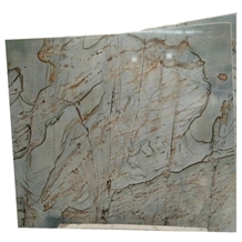 Natural Blue Deep Quartzite Slabs