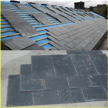 Cheap Black Slate Roofing Tiles Stone