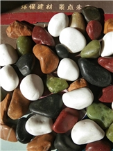 Fargo Green Pebble & Gravel Garden Pebbles Stone