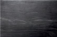 Brilliant Black Quartzite