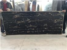 Portoro Gold Marble Tiles & Slabs