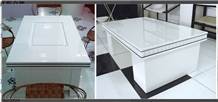 Crystallized Stone/Artificial Marble Countertop