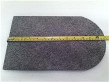 Indonesia Grey Baltic Basalt Stone Roof Tiles