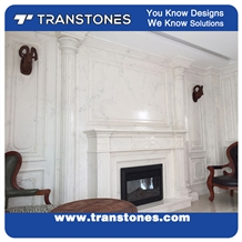 White Artificial Onyx Panels for Wall Covering