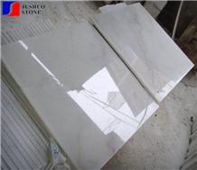 China Popular Cheap Guangxi White Marble Walls