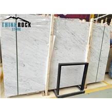 Bianco Carrara White Marble Slabs & Tiles