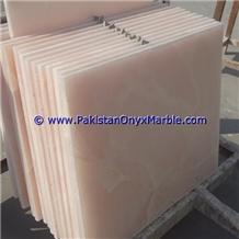 Afghan Pink Onyx Slabs