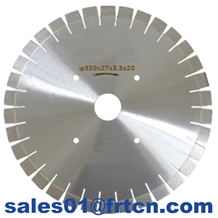 13.8inch 350wba Granite Saw Disc Blade Cutter Sell