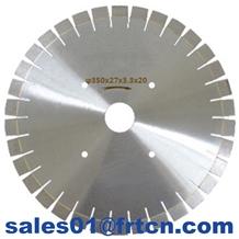 13.8inch 350wbb Granite Cutting Saw Blade on Sale