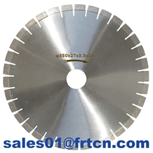 13.8inch 350wd Diamond Granite Saw Blade Disc Cut