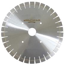 350wba Granite Stone Blade Disc Cut