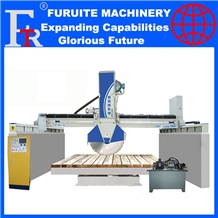 Frt-1200 Bridge Saw Marble Granite Cutting Machine