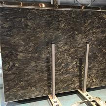 Ibere Maestra Black Granite Slab