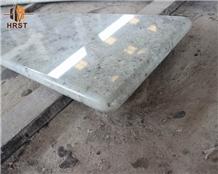 White Andromeda Granite Bar Top, Commercial Counter