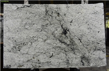 White Sophie Granite Slabs