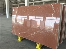 Rosso Alicante Marble Slabs