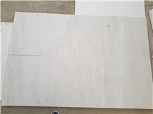 Bianco Sivec Marble 60x60x2cm Commercial Quality