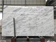 Namib Fantasy White Marble