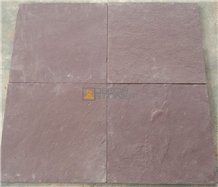 Indian Chocolate Slate Stone, Burgundy Slate Tiles