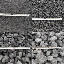 Black Lava Rock, Black Volcanic Rock, Pumice Stone