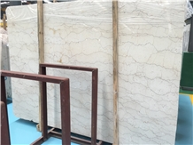 Cheap Iran Agave Beige Marble Slabs Tiles Price