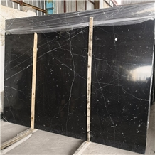 Nero Marquina Select Marble Slabs & Flooring Tile