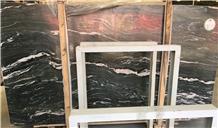 Nine Dragon Jade Marble Slabs & Wall Flooring Tile