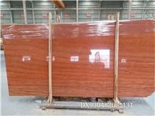 Sureyya Gala Red Travertine Slab & Wall Floor Tile