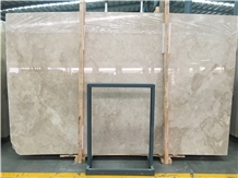 Turkey New Emperor Beige Marble Slabs Tiles Price