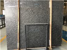 Versace Black Granite Slabs & Wall Flooring Tiles