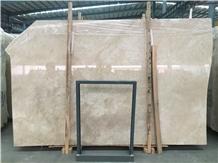Whosale Turkey New Crema Nuova Marble Slabs Price