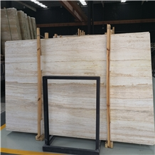 Yellow Wooden Gold Grain Marble Slabs Tiles Price