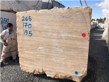 Noce Travertine Blocks Available in Large Quantity