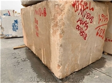 Blocks Of Gohare Limestone