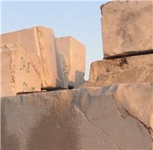 Stocks Of Gohare Limestone Blocks