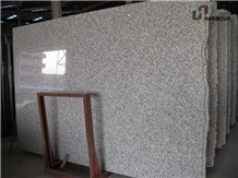 Rice Flower Granite Slab, G655 Granite Slab