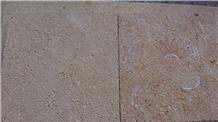 Arenisca Crema Ambar Sandstone Sawn Tiles