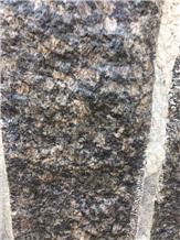 Chestnut Brown Granite,English Brown Granite Block