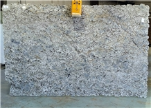 Diamond Arrow Granite-Blue Flower Granite Slabs