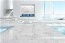 Pirgon Mist Marble Slabs & Tiles