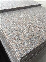 G681 Pink Granite Tiles Slabs