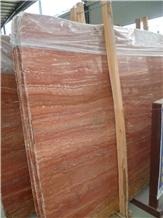 Red Travertine Slabs,Tiles