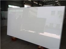 Super White Nano Glass Slab for Interior Wall