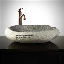 River Stone Grey Sink