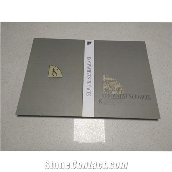 Quartz Tile Sample Binders,Stone Sample Book From China