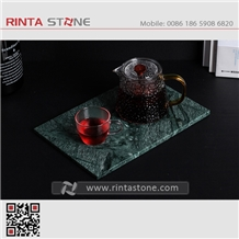 Marble Stone Cup Base Heat Proof Mat Pad